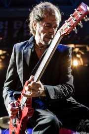 Jaime Stinus, guitarrista de Loquillo y los Trogloditas, Bilbao Exhibition Centre (BEC), Barakaldo. 2007
