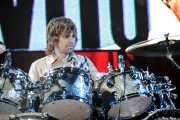 Zak Starkey, baterista de The Who, Bilbao Exhibition Centre (BEC), Barakaldo. 2007