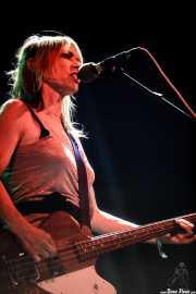 Kim Gordon, cantante y bajista de Sonic Youth (03/06/2007)