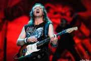 Dave Murray y Janick Gers, de Iron Maiden, Bilbao BBK Live, 2007