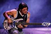 Robert Trujillo, bajista de Metallica, Bilbao BBK Live, 2007