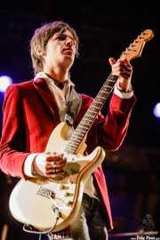 Lars Karlsson, guitarrista de Diamond Dogs (Azkena Rock Festival, Vitoria-Gasteiz, 2007)