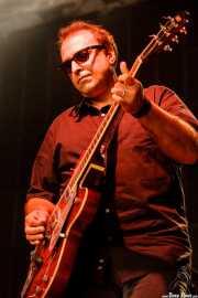 Gregg Kostelich, guitarrista de The Cynics, Azkena Rock Festival, Vitoria-Gasteiz. 2007