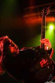 Paul Mahon, guitarrista de The Answer, Azkena Rock Festival, Vitoria-Gasteiz. 2007