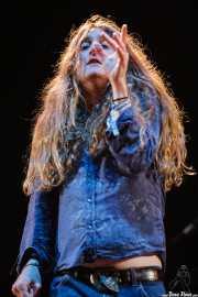 Cormac Neeson, cantante de The Answer, Azkena Rock Festival, Vitoria-Gasteiz. 2007