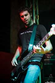 David González, bajista de Petti eta Etxeko Uzta (, , 2007)