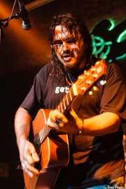 Petti, cantante y guitarrista de Petti eta Etxeko Uzta (, , 2007)