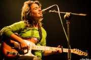 Anari, cantante y guitarrista (Kafe Antzokia, Bilbao, 2007)