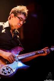 Txano, guitarrista de Los Muelles, Bilbao. 2007