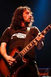 """Aitor Lopez de Sabando """"Aitornillo"""", guitarrista de Obligaciones, Kafe Antzokia, Bilbao. 2008"""