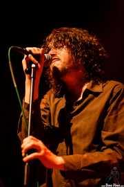 Jony Moreno, cantante de The Soulbreaker Company (Kafe Antzokia, Bilbao, 2008)
