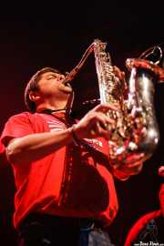Saxofonista invitado de The Soulbreaker Company (Kafe Antzokia, Bilbao, 2008)