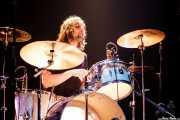 Ray Sullivan, baterista de Wendy James & Racine (Plateruena Antzokia, Durango, 2008)