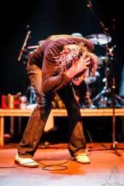 Tex Perkins, cantante de Beasts of Bourbon, Kafe Antzokia, Bilbao. 2008