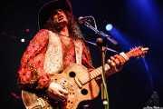 Eric Sardinas, cantante y guitarrista de Eric Sardinas & Big Motor, , . 2008