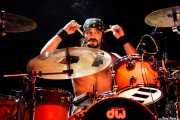 Patrick Caccia, baterita de Eric Sardinas & Big Motor, , . 2008