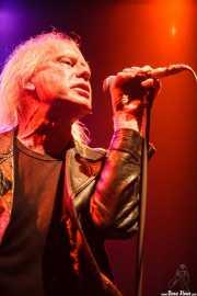 Rob Younger, cantante de The New Christs, Kafe Antzokia, 2008