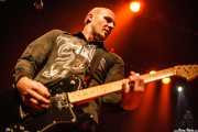 Dave Kettley, guitarrista de The New Christs, Kafe Antzokia, 2008