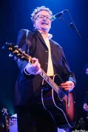 Dave King, cantante y guitarrista de Flogging Molly (Bilborock, Bilbao, 2008)