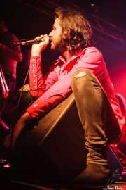 Rafa Suñén, cantante de Los Chicos (Noise on Tour Rocks Festival - Santana 27, Bilbao, 2008)
