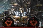 Scott Travis, baterista de Judas Priest, Kobetasonk, Bilbao. 2008