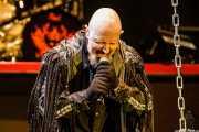 Rob Halford, cantante de Judas Priest, Kobetasonk, Bilbao. 2008