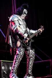 Gene Simmons (The Demon), bajista de Kiss, Kobetasonic. 2008