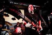 Cavan -bajista y cantante- y Txema Gure -baterista- de Los Rotos, Bilbao. 2008