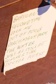 Setlist de Blue Cheer (, , 2008)