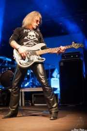 Dickie Peterson, cantante y bajista de Blue Cheer (, , 2008)