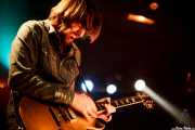 Jeff Massey, cantante y guitarrista de The Steepwater Band (Sala Azkena, Bilbao, 2009)