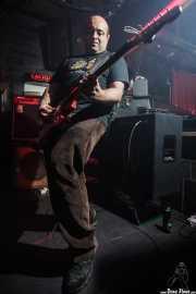 Alberto González, guitarrista de Aterkings, El Balcón de la Lola. 2009