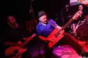 Los Chicos y Hipbone Slim (guitarra invitado) (Freakland Festival, Ponferrada, 2009)