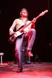 Tim Smith, bajista de The Brew (Kafe Antzokia, Bilbao, 2009)