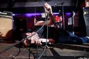 Jon Ander, cantante de Tiparrakers (Sala Edaska, Barakaldo, 2009)