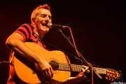 Santiago Delgado, cantante y guitarrista de Santiago Delgado y los Runaway Lovers, Kafe Antzokia, Bilbao. 2009