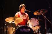 Gorka Bocos, baterista de Norman (Bilborock, Bilbao, 2009)
