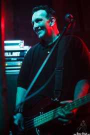Steve Soto, bajista de Adolescents, El Balcón de la Lola, 2009