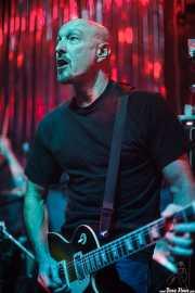 Mike McKnight, guitarrista de Adolescents, El Balcón de la Lola, 2009