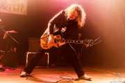 Xabi Garre, guitarrista de Roy Loney & Señor No (Plateruena Antzokia, Durango, 2010)