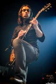 Paul Mahon, guitarrista de The Answer, Kafe Antzokia, Bilbao. 2010