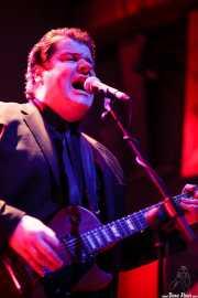 Del Bartle, guitarrista de The Godfathers (Kafe Antzokia, Bilbao)