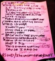 Setlist de The Godfathers (Kafe Antzokia, Bilbao)