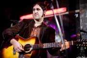 Alfredo Niharra, guitarrista de The Fakeband, Bilbao. 2010