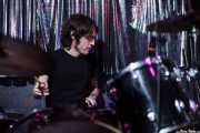 Iñigo Gil, baterista de The Fakeband, Bilbao. 2010