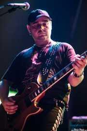 """Aitor Agiriano """"Toro"""", guitarrista de Doctor Deseo (Kafe Antzokia, Bilbao, 2010)"""