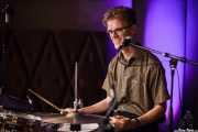 Alex Hall, baterista de Untamed Youth, Hotel Casa Fuster, Barcelona. 2010
