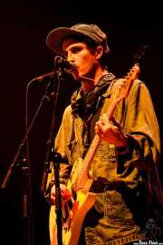 Cole Alexander, guitarrista y cantante de The Black Lips
