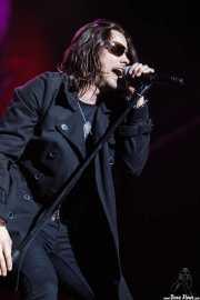 Myles Kennedy, cantante de Slash featuring Myles Kennedy and The Conspirators (Azkena Rock Festival, Vitoria-Gasteiz, 2010)