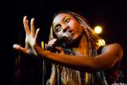 Koko-Jean Davis, cantante de The Excitements, Joy Eslava, 2010